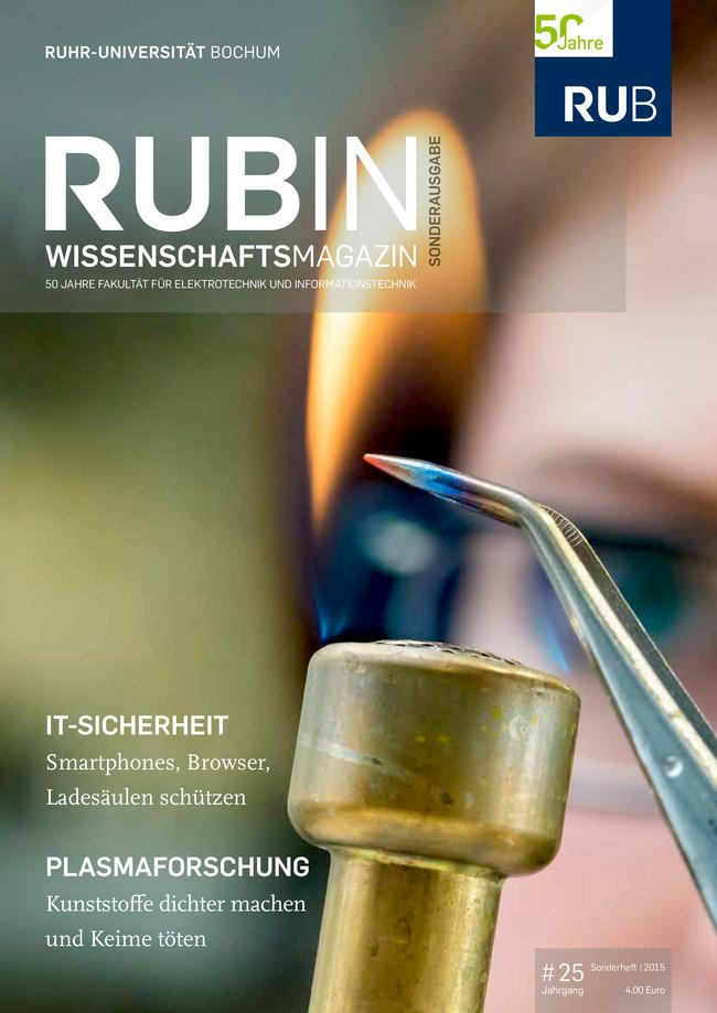 Cover der Rubin-Sonderausgabe ET/IT 2015