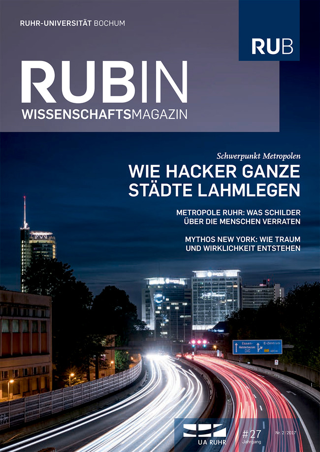 Magazin-Cover