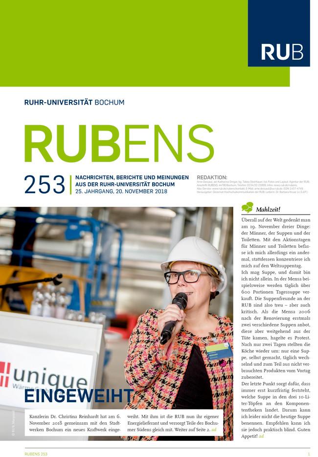 Cover der Rubens 253
