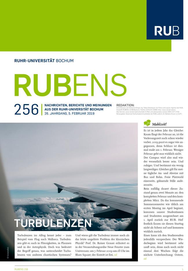 Cover der Rubens 256