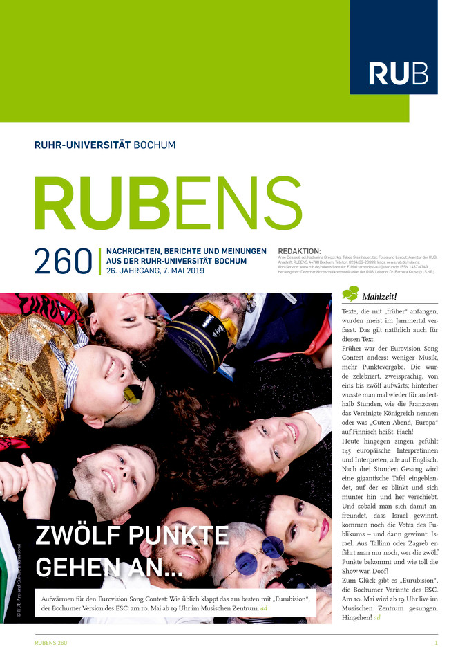Cover der Rubens 260