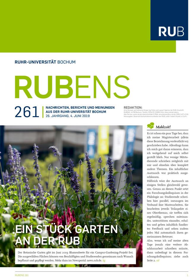 Cover der Rubens 261