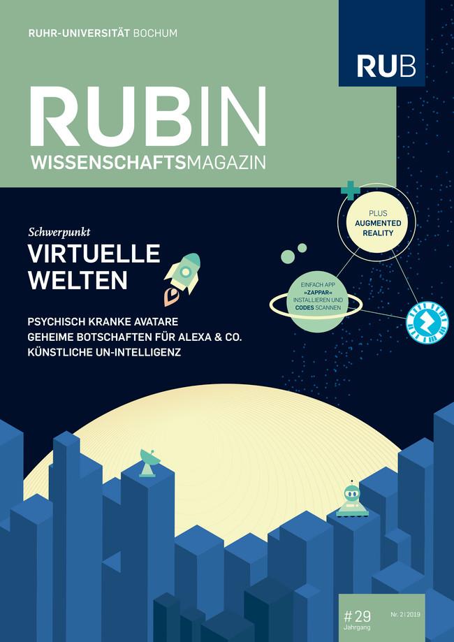 Cover Rubin 2/2019