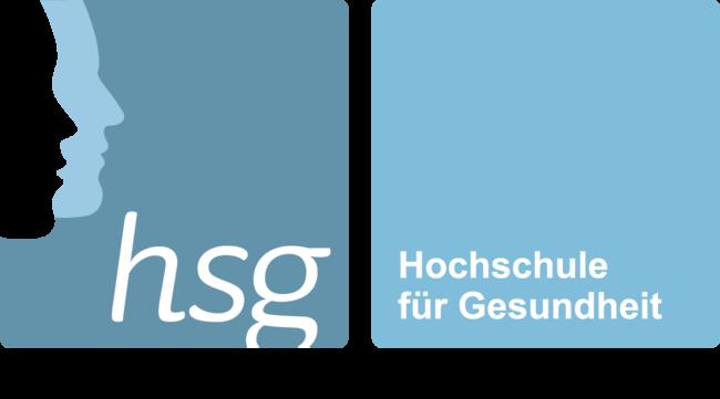 Logo der Hochschule für Gesundheit