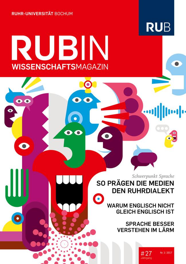Cover der Rubin-Ausgabe 1/2017