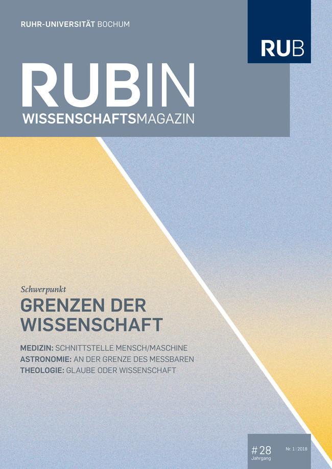 Cover Rubin 1/2018
