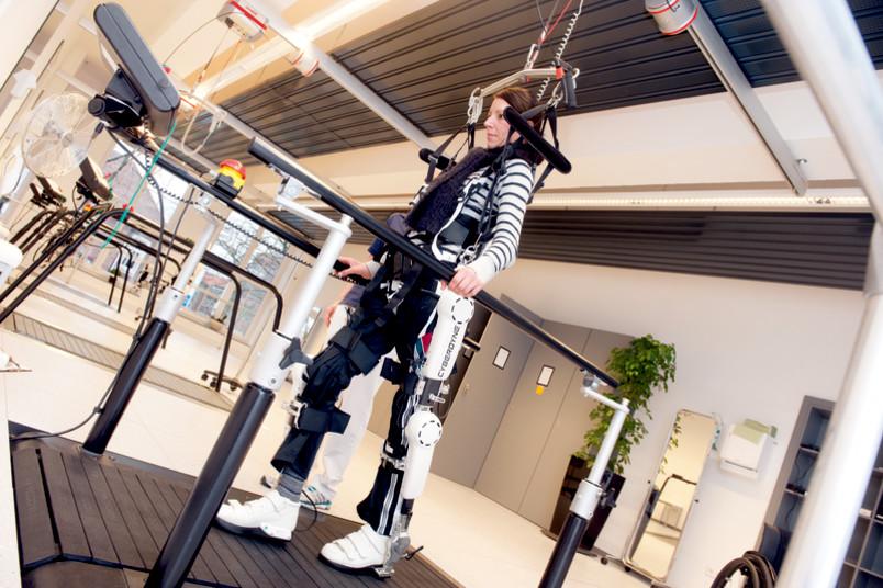 Die Patienten im ZNB durchlaufen einen Trainingszyklus von drei Monaten, mit fünf Trainingseinheiten in der Woche.