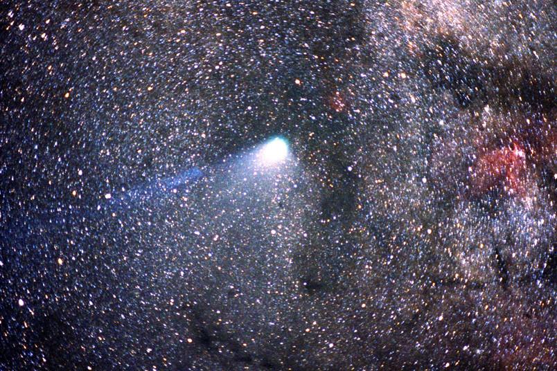 Halley'scher Komet