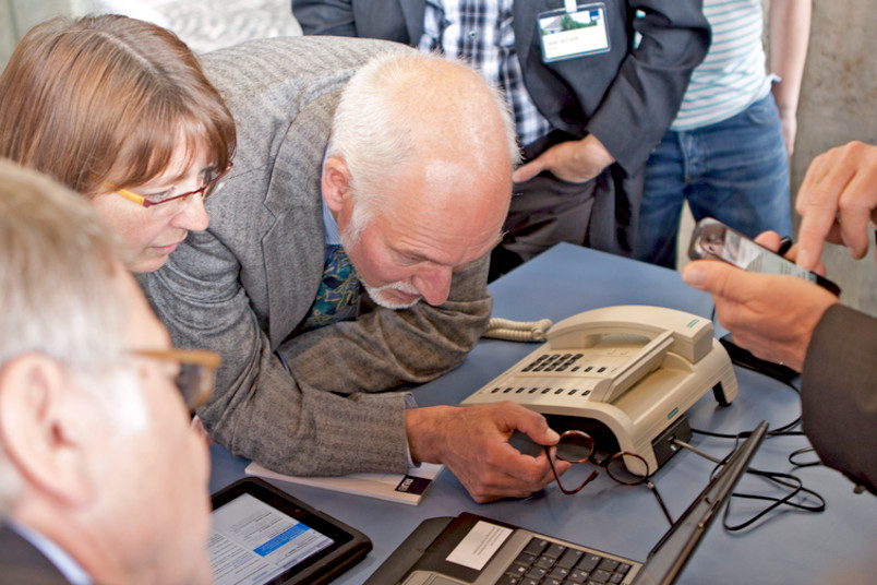 Rektor Elmar Weiler: Genauer Blick auf die Ergebnisse