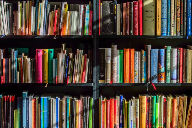 Bald nur noch im Uni-Center vor Ort: die Buchhandlung Schaten