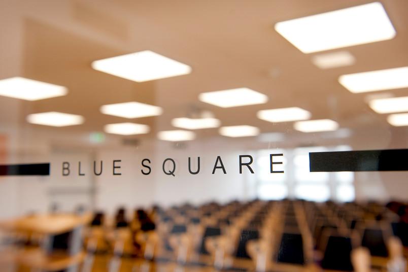 Seminarraum im Blue Square