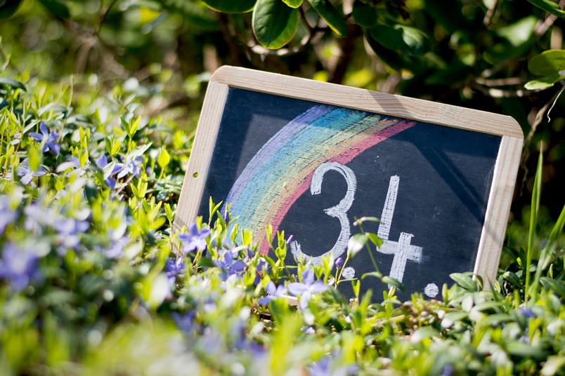 Ein Regenbogen zum Selbermachen: Unser Experimentalphysiker zeigt, wie es geht.
