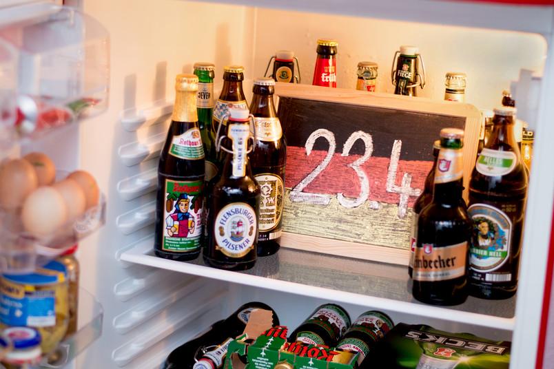 Prost! Zumindest für die, die Bier mögen.