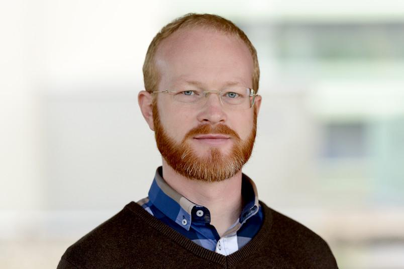 Łukasz Walewski arbeitet an der RUB in der theoretischen Chemie.