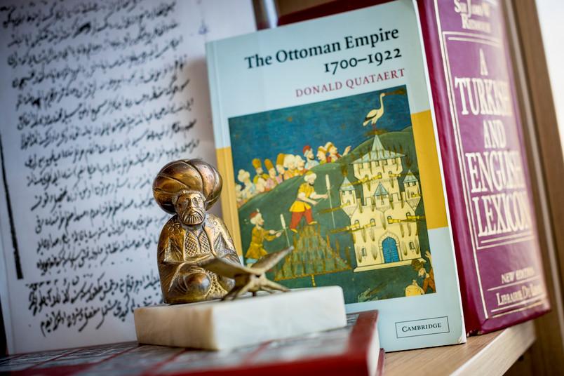 Die Geschichte des Osmanischen Reiches und der Türkei erforscht Markus Koller an der RUB.