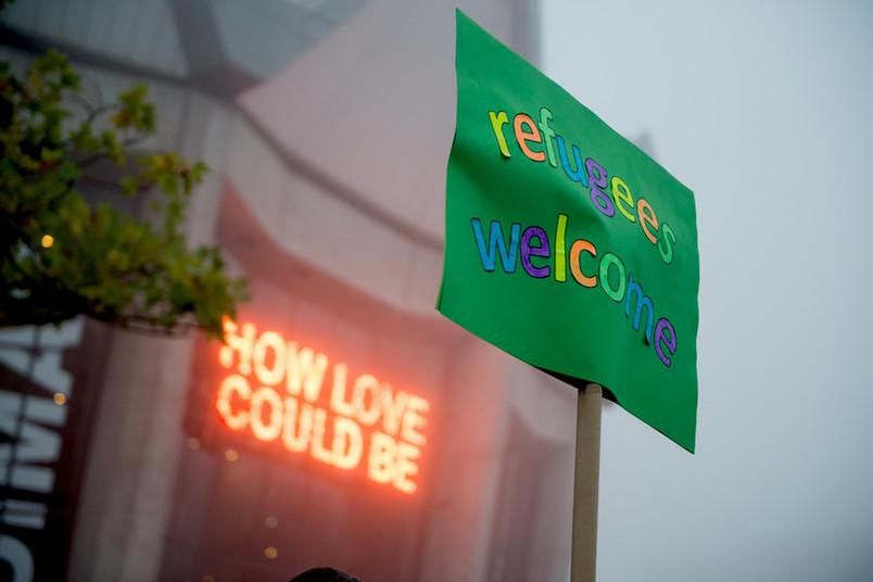 Menschlich und weltoffen: Die Ruhr-Universität heißt Flüchtlinge willkommen.