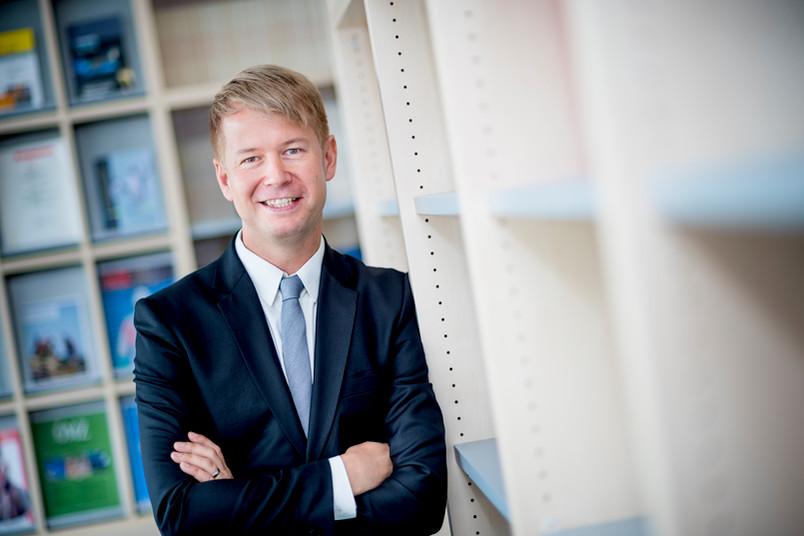 Pierre Thielbörger, Geschäftsführender Direktor des Instituts für Friedenssicherungsrecht und Humanitäres Völkerrecht