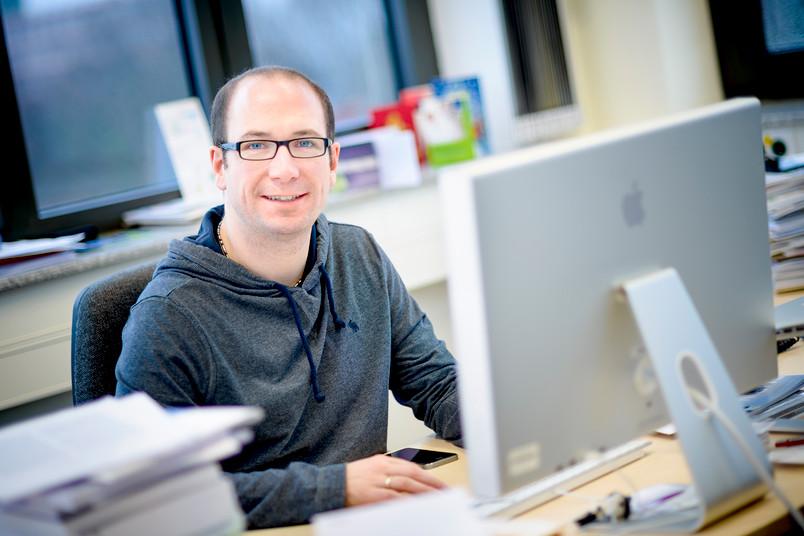 Prof. Dr. Thorsten Holz, Experte für IT-Sicherheit