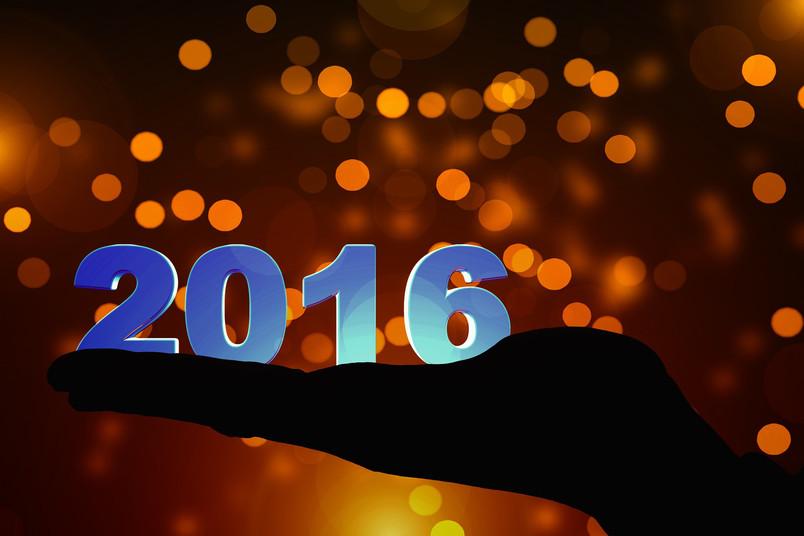 Vor 19 Tagen hat das Jahr 2016 begonnen - wie immer weltweit mit Feiern und Feuerwerk.