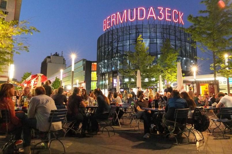 Bermudadreieck in der Bochumer Innenstadt