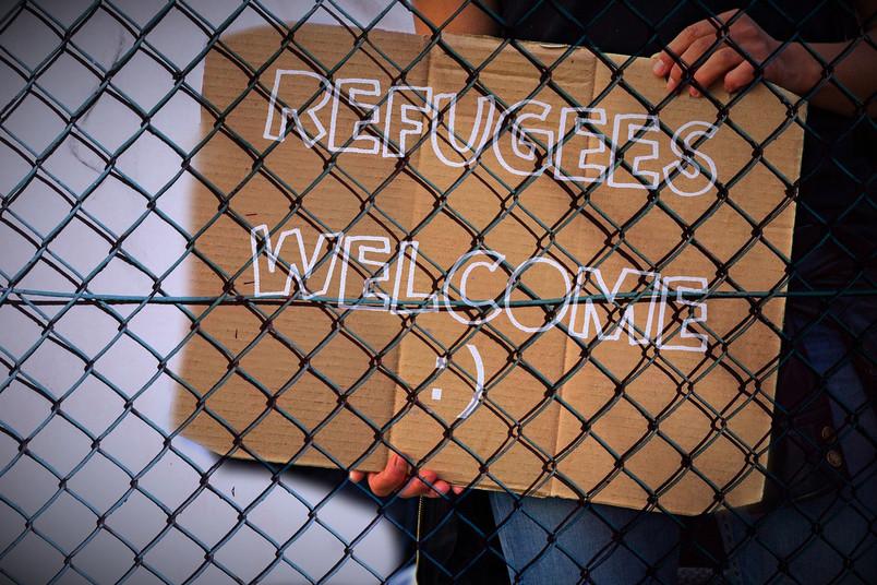 Nicht immer und überall sind Flüchtlinge tatsächlich willkommen.