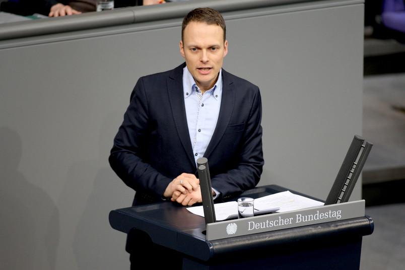 Sowi-Absolvent Kai Gehring sitzt seit 2005 für Bündnis 90/Die Grünen im Bundestag.