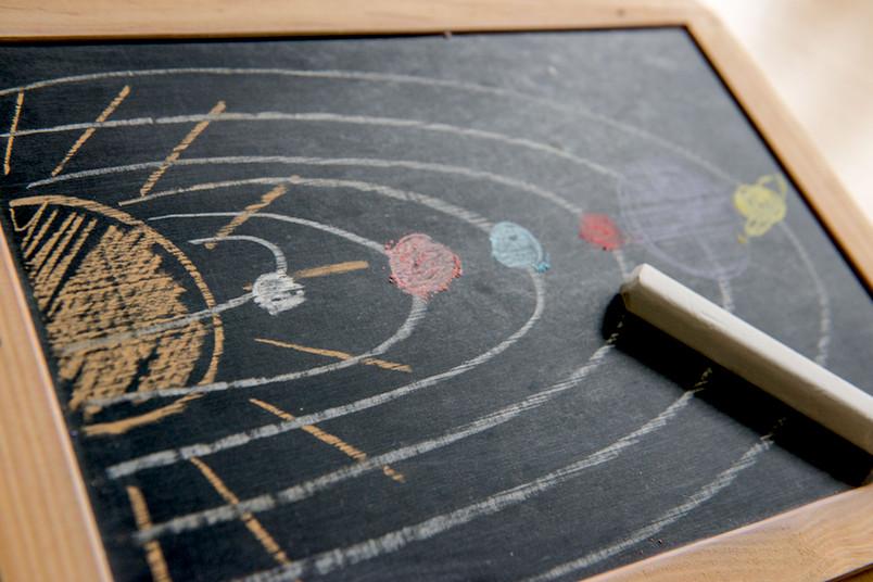 Planetensystem – die Namenspatronin des neuen Programms für Gastprofessorinnen war eine Pionierin der Astronomie.