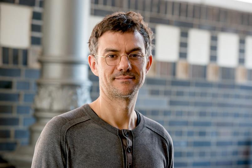 Ingenieur und Künstler: Laurent Chétouane hat Chemie und Theaterwissenschaft studiert. Inzwischen ist er ein wichtiger Vertreter des zeitgenössischen Tanzes.