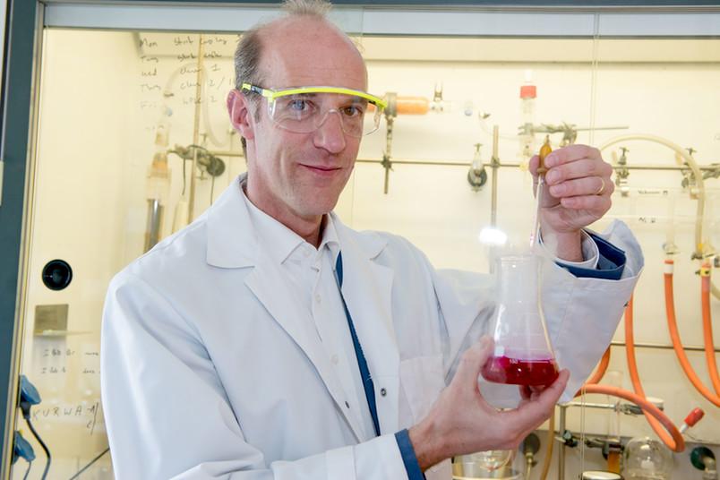 Chemie-Professor Nils Metzler-Nolte