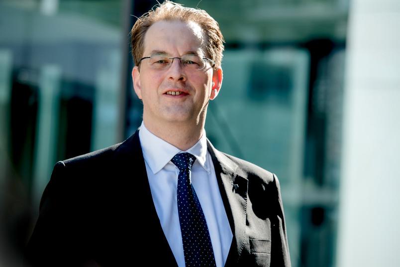 Markus Fehrenbach ist neu an der Juristischen Fakultät.
