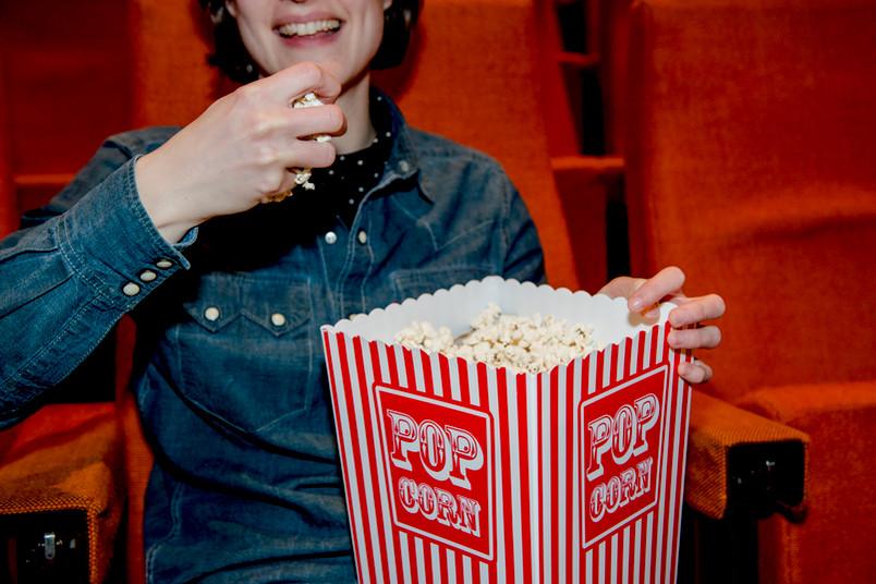 Popcorn-Kino mit wissenschaftlichem Hintergrundwissen gibt es im Blue Square.