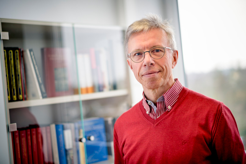 Prof. Dr. Reinhold Glei vom Seminar für Klassische Philologie der RUB wagt eine Zukunftsprognose für seine Forschungsdisziplin.