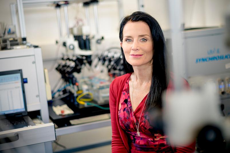 Prof. Dr. Denise Manahan-Vaughan vom RUB-Lehrstuhl für Neurophysiologie wagt eine Zukunftsprognose für ihre Forschungsdisziplin.