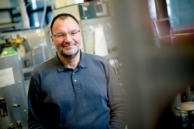 Prof. Dr. Martin Muhler vom Bochumer Lehrstuhl für Technische Chemie wagt eine Zukunftsprognose für seine Forschungsdisziplin.
