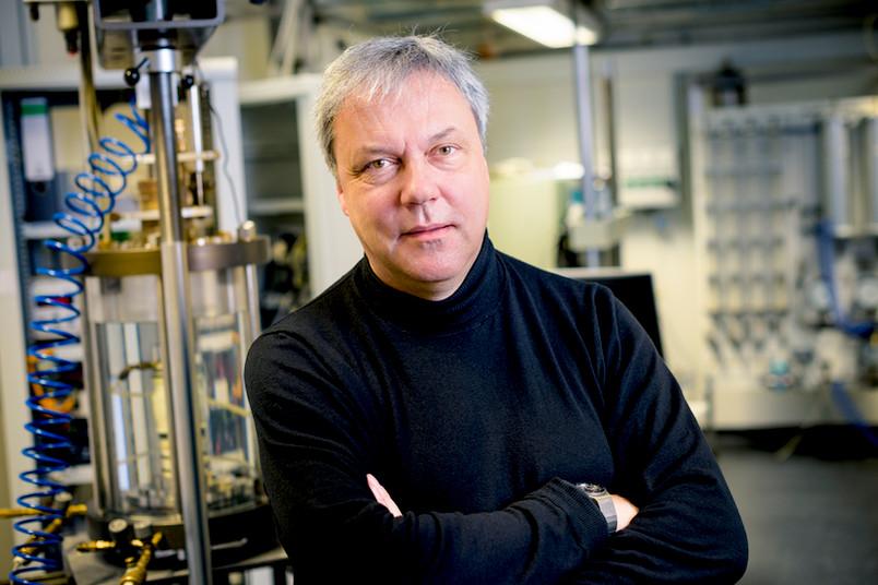Prof. Dr. Tom Schanz vom RUB-Lehrstuhl für Grundbau, Boden- und Felsmechanik wagt eine Zukunftsprognose für seine Forschungsdisziplin.