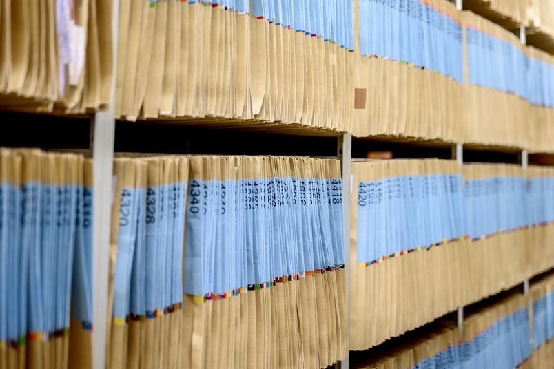 Patientenakten könnten wichtige Hinweise enthalten, wie man Krankheiten früher erkennen kann.
