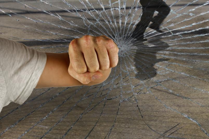 Stress führt häufig zu aggressivem Verhalten.