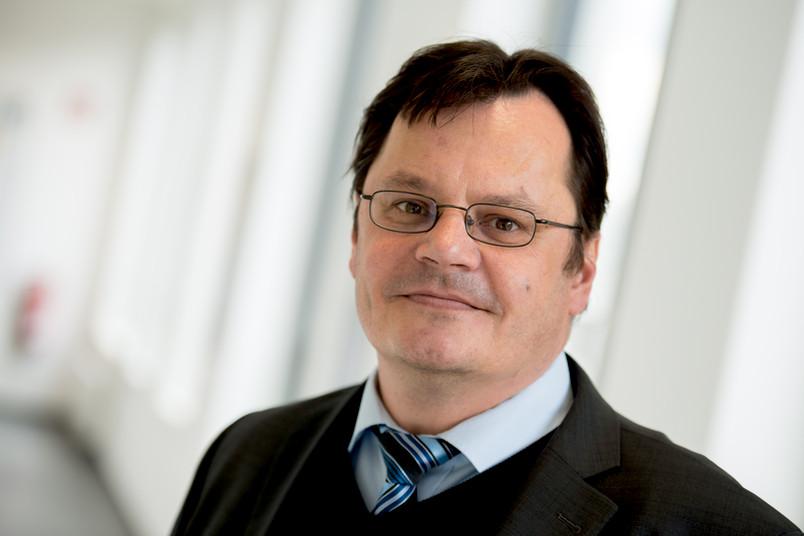 Experte für russische Kultur: Christoph Garstka