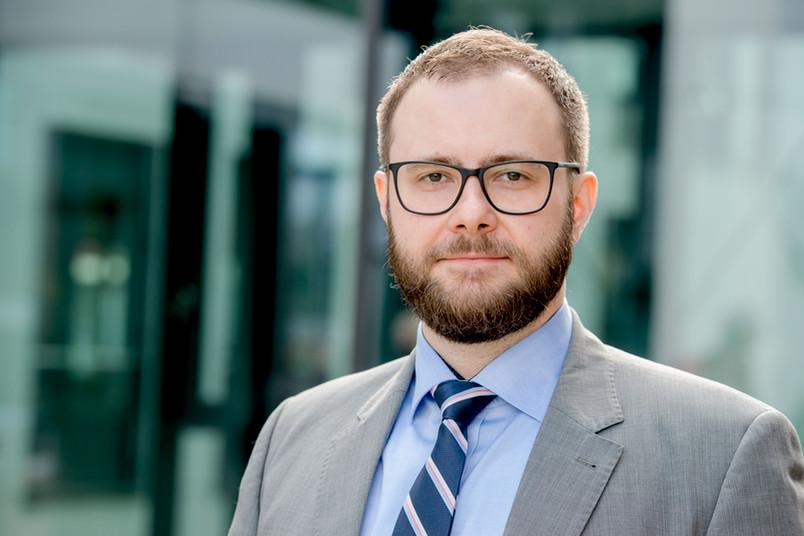 Leitet eine neue Emmy Noether-Nachwuchsgruppe: Markus Richter
