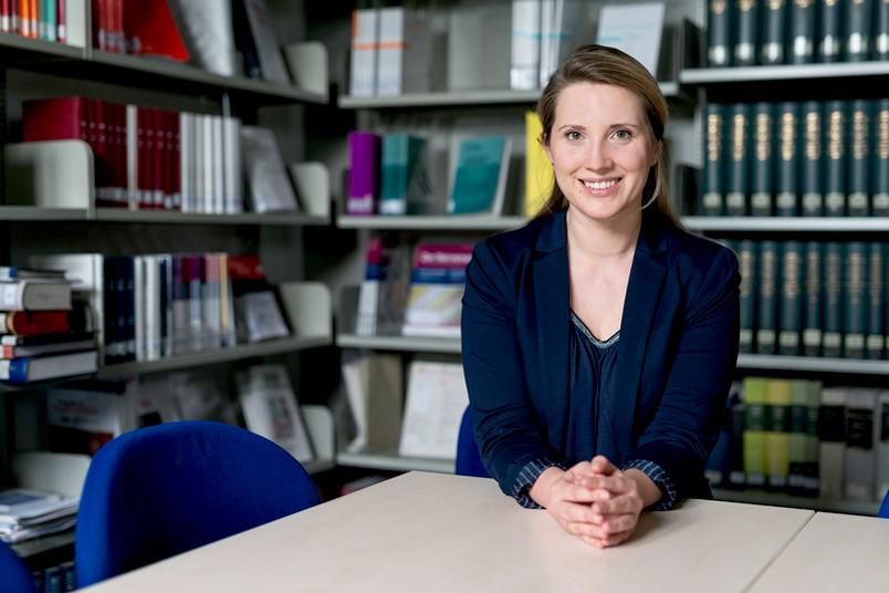 Ina Carola Otte hat in der Schweiz den Forschungspreis Hausarztmedizin 2016 erhalten.