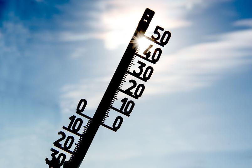 Klimawandel? Es wird eindeutig immer wärmer.