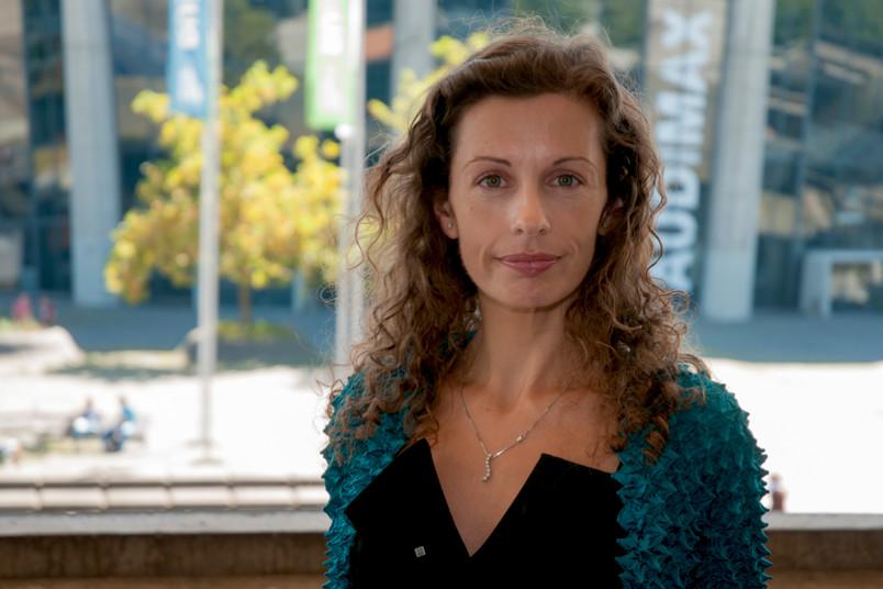 Beatriz Roldan Cuenya gehört nun zum Kreis der Max-Planck-Fellows.