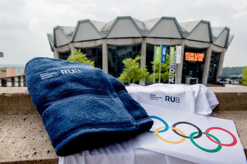 Olympia an der Ruhr-Universität