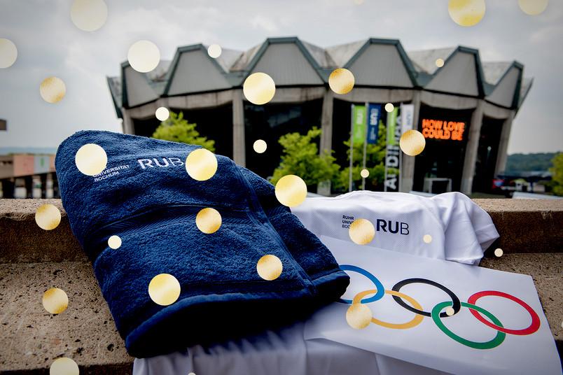 Olympischer Goldregen an der Ruhr-Universität