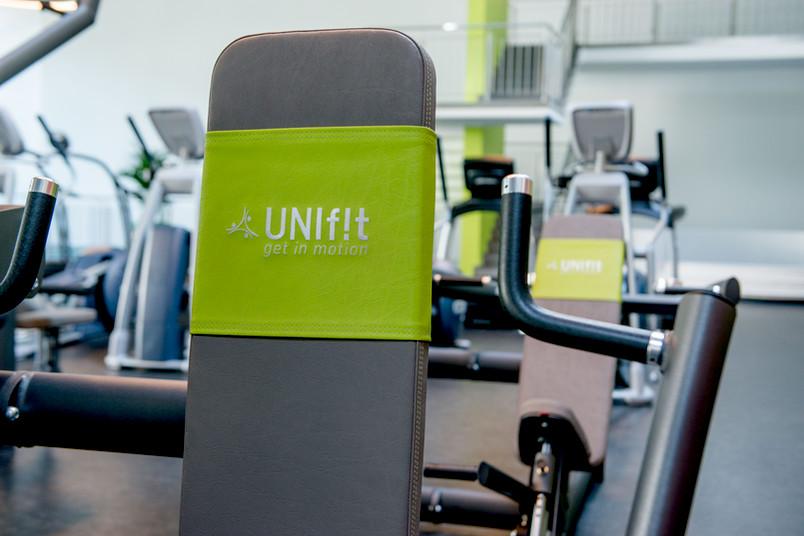 Trainingsgerät im Bochumer Unifit
