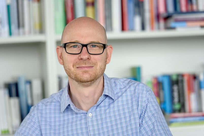 Porträt eines Forschers