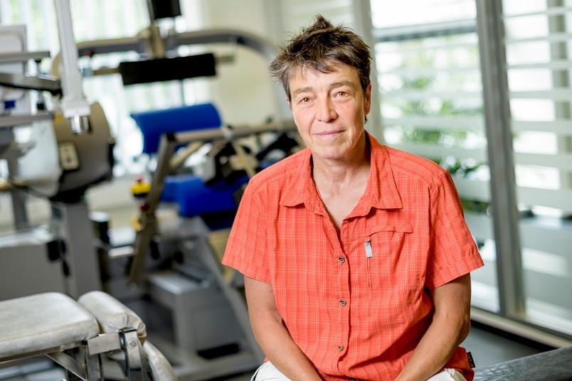 Sie erwartet, dass sich Trainingsstrategien in Zukunft ändern werden: Prof. Dr. Petra Platen
