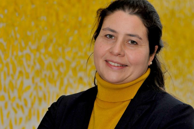 Porträtfoto von Dr. Stefanie Reich-Schupke, Inhaberin der Stiftungsprofessur für Phlebologie