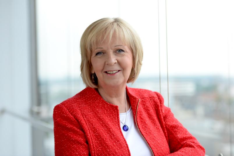 Porträtfoto von NRW-Ministerpräsidentin Hannelore Kraft
