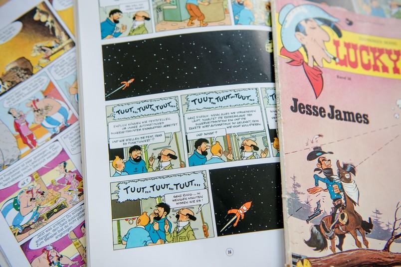 Comic-Hefte